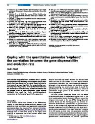 the study of evolutionary genomics Population genetics is intimately bound up with the study of evolution and natural selection, and is often regarded as the theoretical cornerstone of modern darwinism this is because natural selection is one of the most important factors that can affect a population's genetic composition.