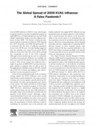pandemic influenza an invective essay The jan struther essay, of which forty-odd are collected here, is an extended version of the spectator notebook of today: prompted by any observation or memory, and capable of frivolity and profundity at once for though jan struther was born with a canteenful of silver spoons (from her noble sudely and dysart relations) she mocked the.